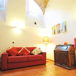 Charming Loft in Trastevere
