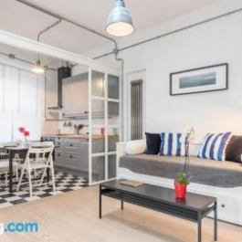 Cosy Modern Studio Flat close to Metro Piramide