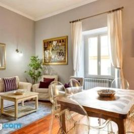 Elegant and large 3Beds flat beside Piazza Popolo