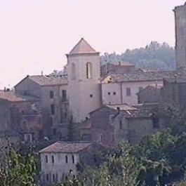 Homestay in Civitella San Paolo near Tiber