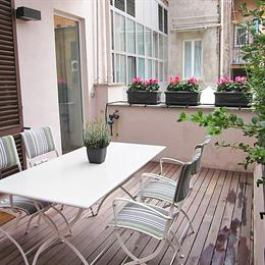 Interhome Terrace Sistina