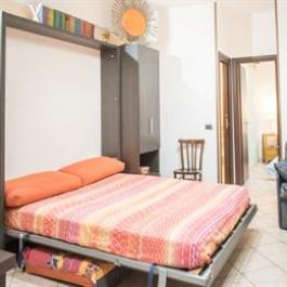 Renewed near Trastevere with balcony up to 6 p