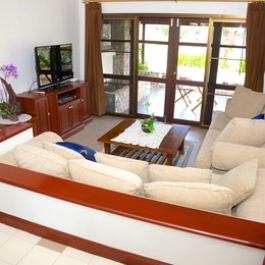 3 Bedroom Bali Style Villa By The SeaCanal 21350632