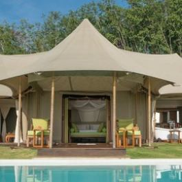 9 Hornbills Tented Camp Adults Only