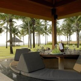 Jivana Beach Villas an elite haven