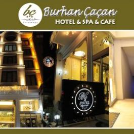 BC Burhan Cacan Hotel Spa Cafe Istanbul