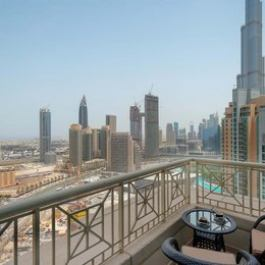 Dream Inn Dubai 29 Boulevard Private Terrace