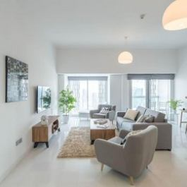 Frank Porter 3BR in Cayan Tower