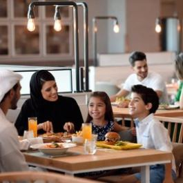 Holiday Inn Dubai Festival City