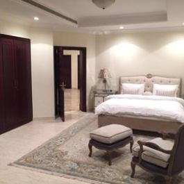 Luxury Fully Furnished Four Bedroom Villa in Palm