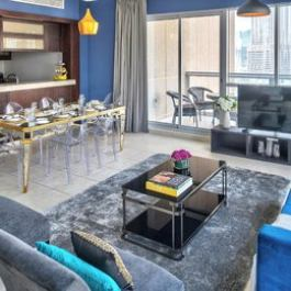 Luxury Staycation The Residences Tower