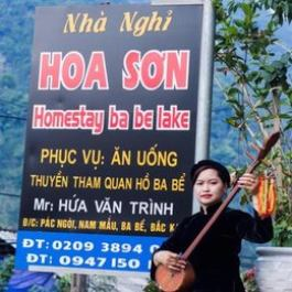 Hoa Son Homestay Ba Be Lake