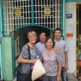 Homestay Mekong friendly local stay